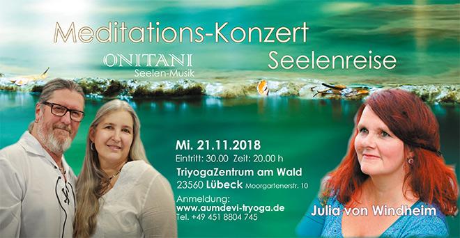 Meditations-Onitani-Konzert